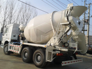 cement mixing truck for sale