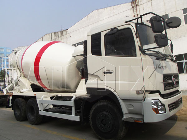ready mix trucks for sale