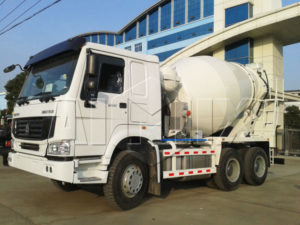 ready mix cement trucks