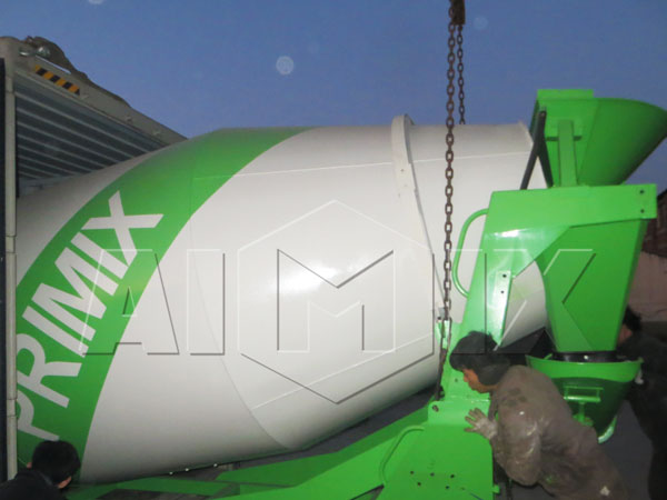 dry mix concrete truck for sale