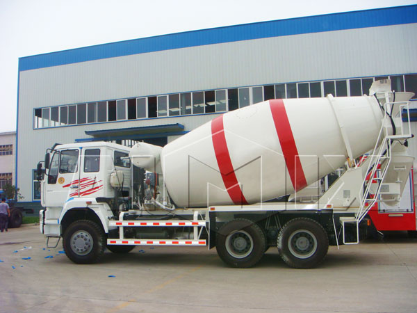 concrete mixer truck sale