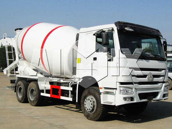 ready mix concrete truck for sale