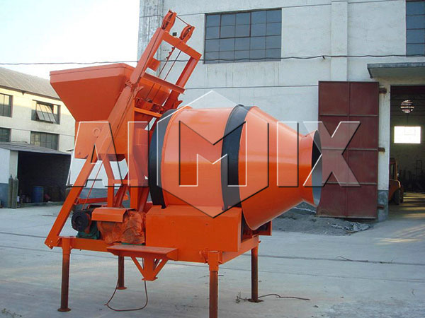 JZM500 concrete mixer drum