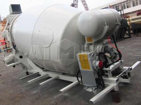 5m³ concrete mixer drum