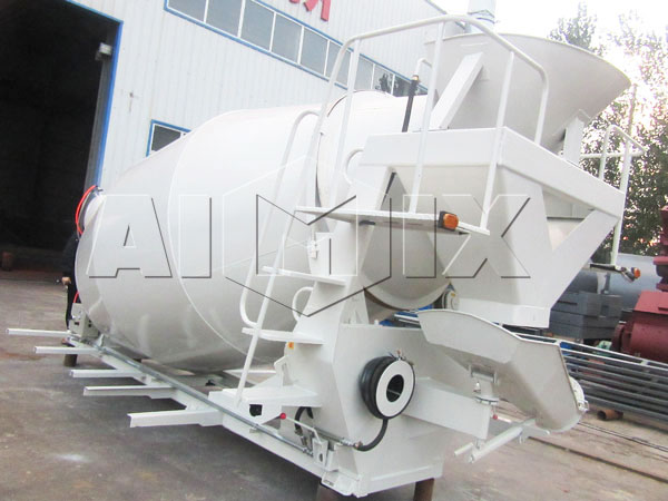 5m³ concrete mixer drum
