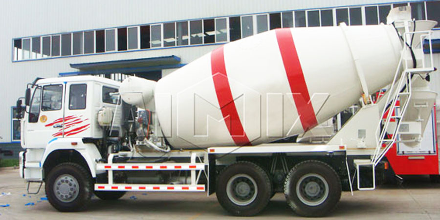 how to choose a right concrete mixer truck