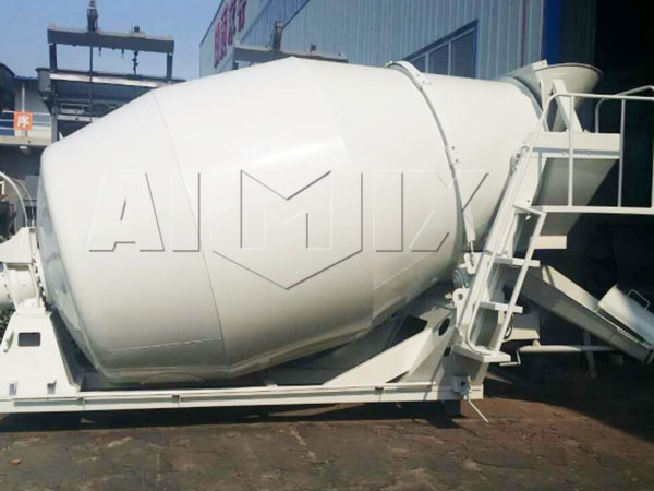 concrete mixing drum
