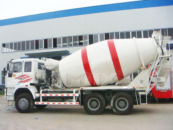 12m³ concrete truck sale