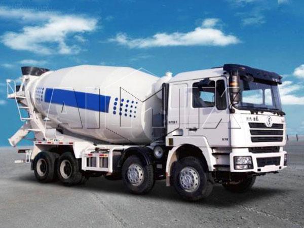 16cub concrete mixer truck