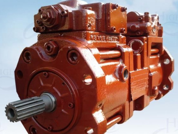 German hydraulic pump