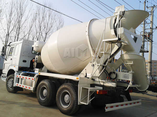 cement drum for truck