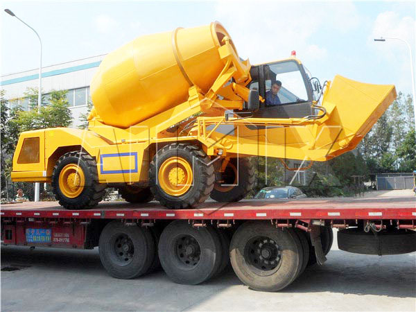 1.2cub self loading mixer