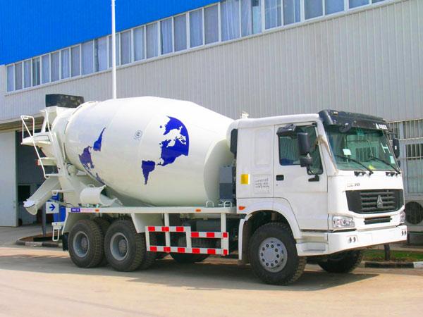 Mini Concrete Mixer Trucks For Sale - Convenient And Flexible