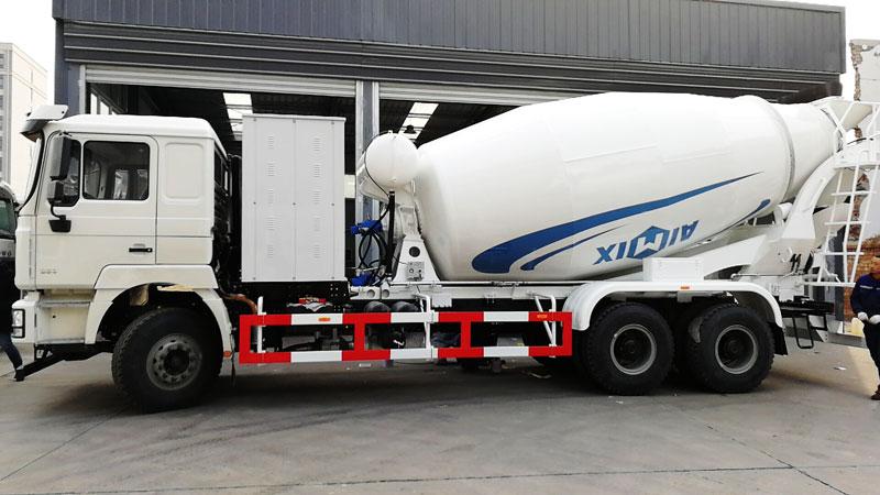12m3 concrete truck for sale AIMIX