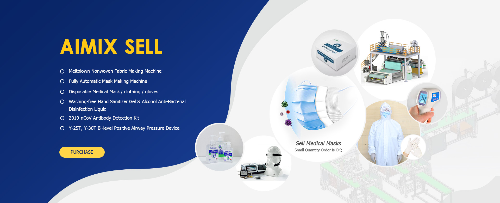 AIMIX special products